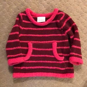 Hanna Andersson fleece sweater
